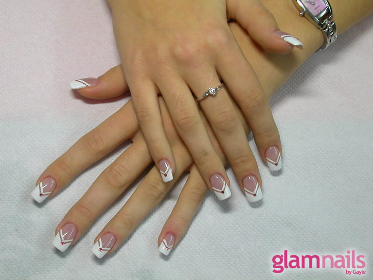Glam Nails Gallery